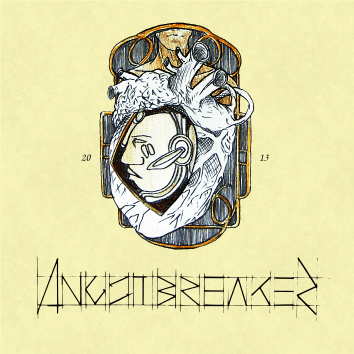 Cover: Angstbreaker - Demo (2013)