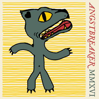 Cover: Angstbreaker - MMXVI EP (2016)